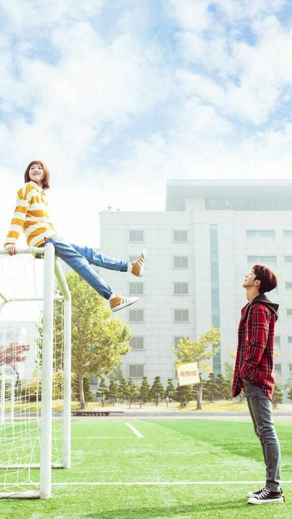 Weightlifting Fairy. Still shipping it!!