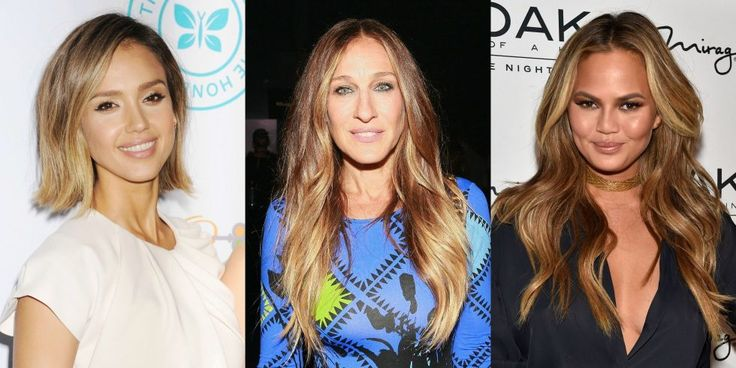 Bronde Hair Color Trend - Summer 2015 Bronde Hair Dye Pictures