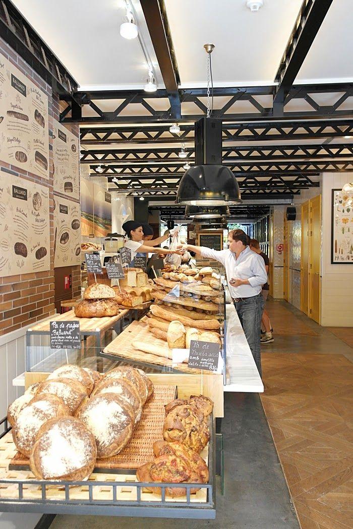 Praktik bakery Barcelona