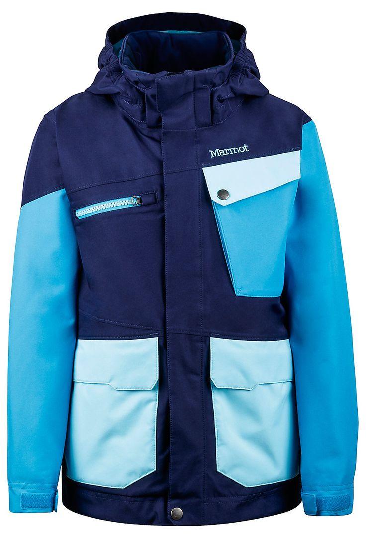 Marmot PreCip gar?on Boy's Jacket Veste M Arctic Navy Choix De Jeu Dates De Sortie Pour La Vente Déstockage De Dédouanement e2gYpHWnnO