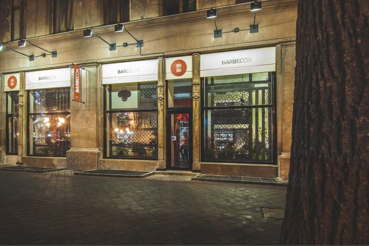 BARBACOA restaurant bar by Dekart Studio Odessa Ukraine 22