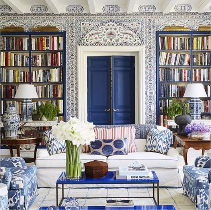 THE WORLD OF INTERIORS (@theworldofinteriors) on Instagram