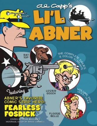 Li'l Abner, Volume 5