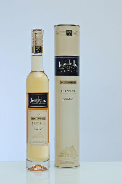 "Inniskillin Ice Wine - Yum!  www.LiquorList.com  ""The Marketplace for Adults with Taste"" @LiquorListcom   #LiquorList"