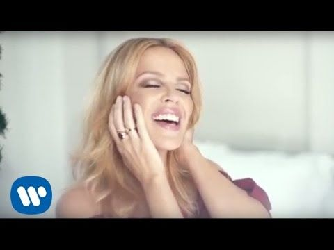 Kylie - Every Day's Like Christmas (Official Video)