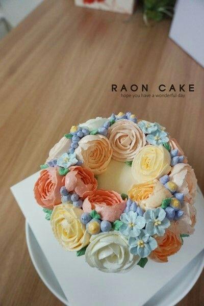 Happy Wedding cake♡
