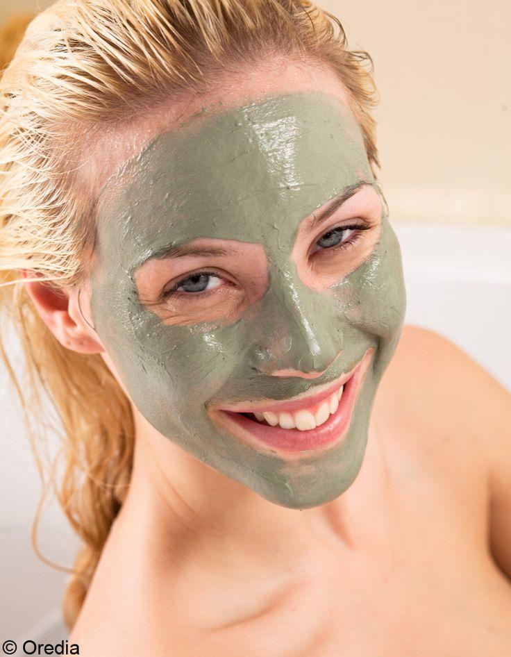Masque visage peau sèche