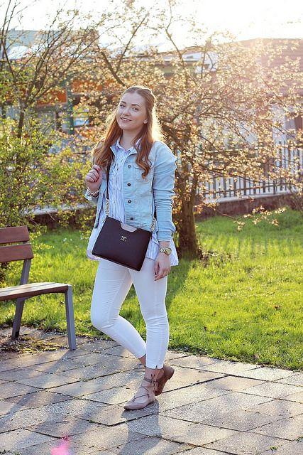 Spring look by FranceBaby #modino_style #francebaby #look #spring #style #boyfriendshirt #style