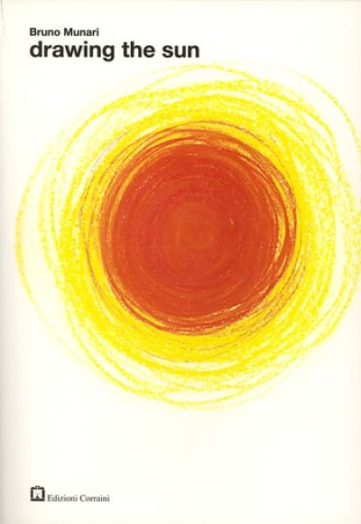 Bruno Munari / drawing the sun