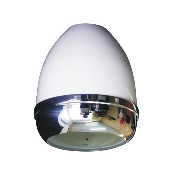 Comprar   Comprar Pantalla foco moto blanca cromada 85mm   Pantallas metal blanco #handmade #iluminacion #accesorioslamparas #accesoriosiluminacion