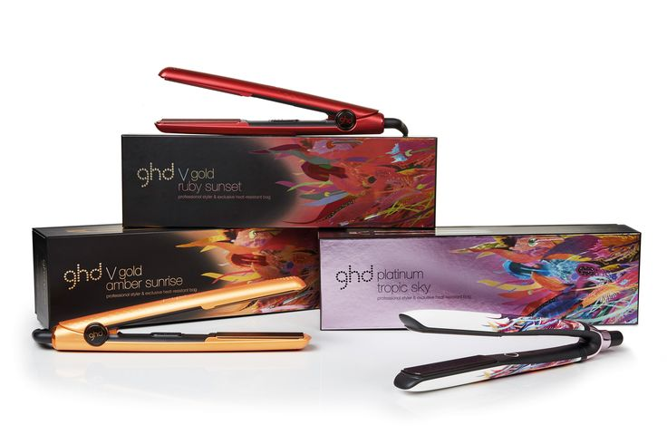 #ghd #glätteisen #wanderlustcollection - Limited Edition!