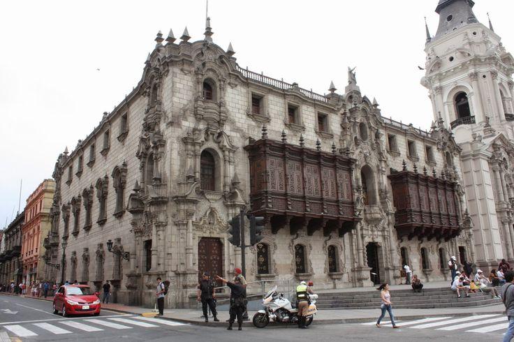 Centro histórico - Lima