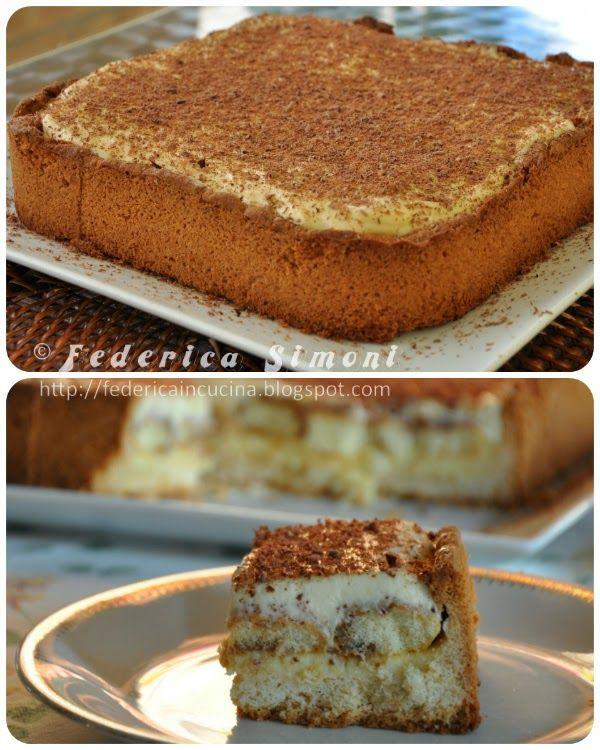 La cucina di Federica: Crostata tiramisù al caffè