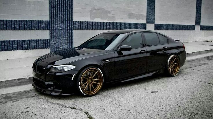 BMW F10 M5 black                                                                                                                                                                                 More