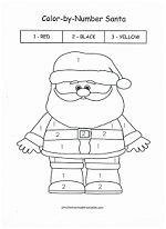 The 25 best Santa coloring pages ideas on Pinterest