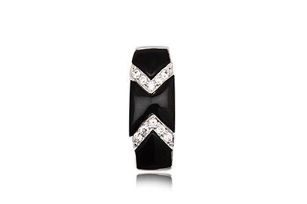 Onyx and silver-www.keiraann.com