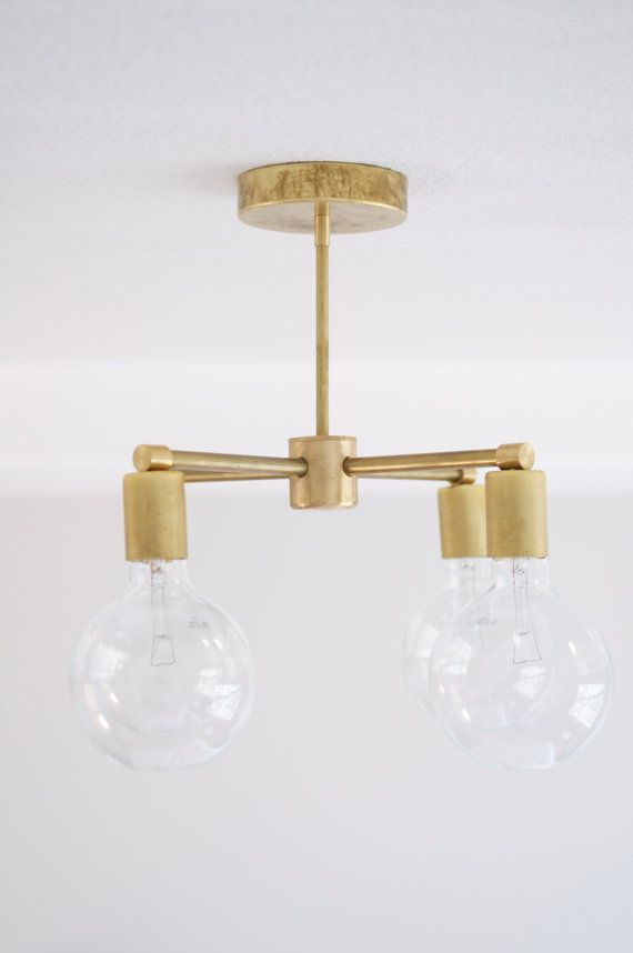 Best 25 brass chandelier ideas on pinterest paint brass modern i love this light brass light fixture with 4 light sockets hangs 6 down mozeypictures Image collections