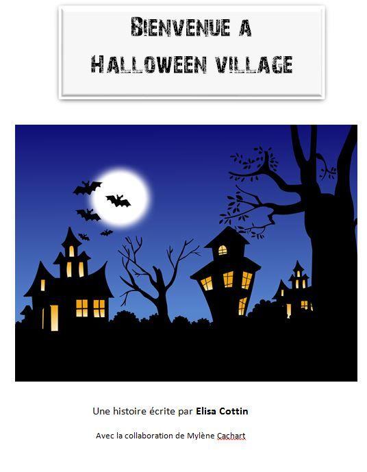 * Lecture: Bienvenue à halloween village - Meroute en clis
