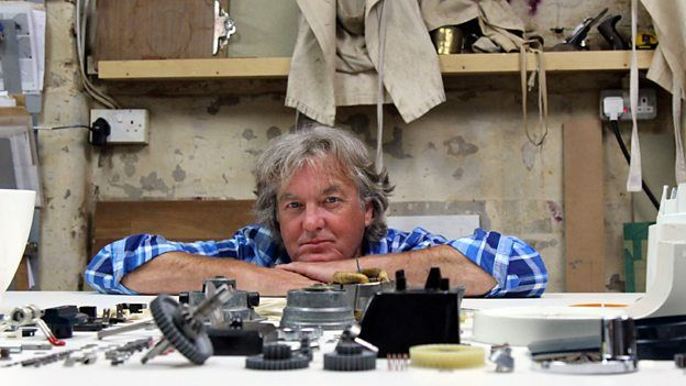 BBC - James May reassembles once again on BBC Four - Media Centre