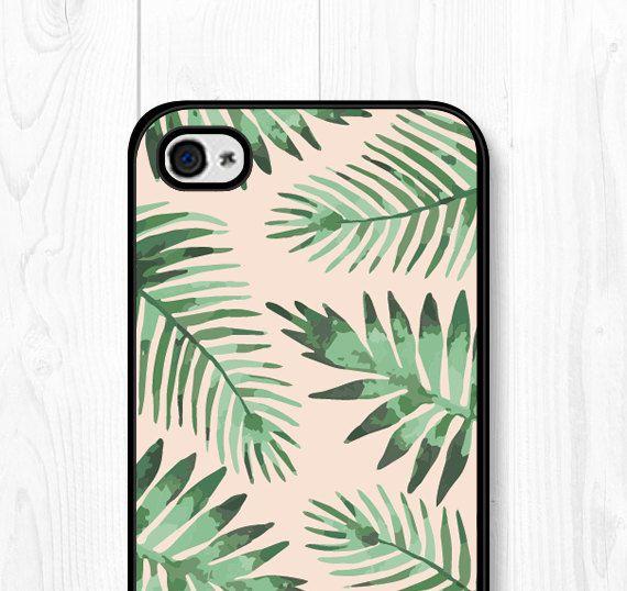 iPhone 6 Case  iPhone 6s Case  Banana Leaf iPhone 6s door fieldtrip