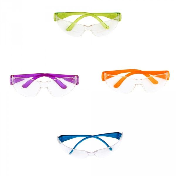 Clear Safety Glasses - Lab Supplies - Products | Steve Spangler Science