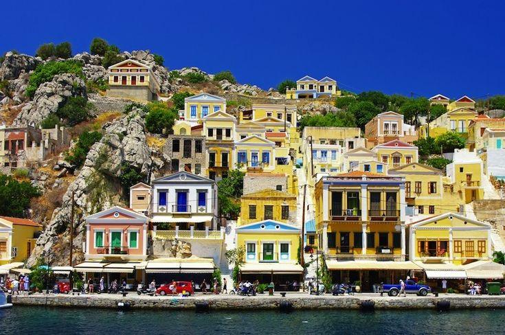 #Greece #summer #Cruises #sailing http://blog.keytours.gr/2013/06/greek-island-cruises.html