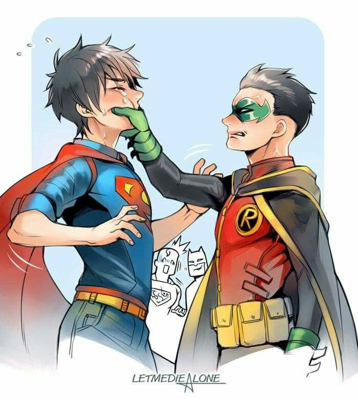 109 best images about Super Sons!! on Pinterest | Dc ...