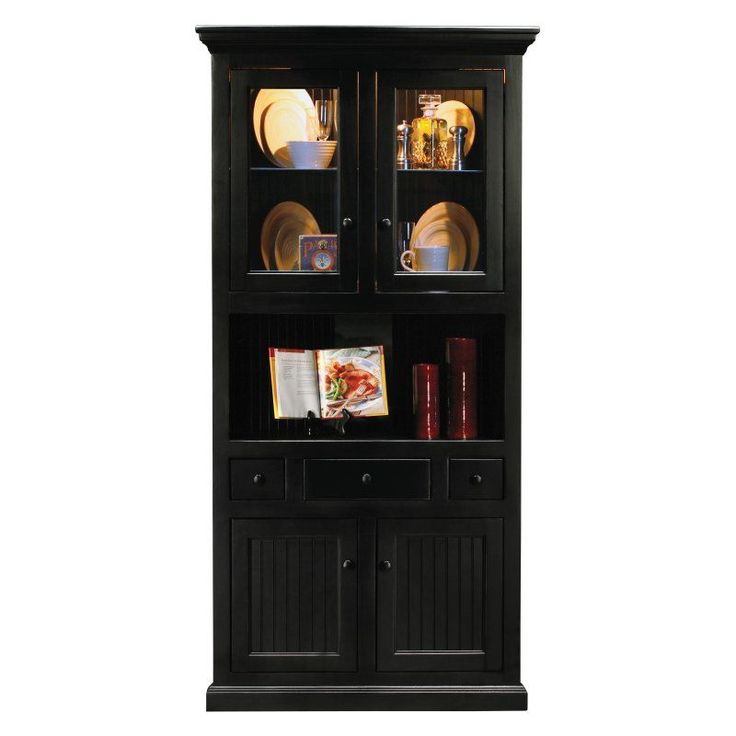Eagle Furniture Customizable Corner Dining Hutch/Buffet   72204PL Part 31