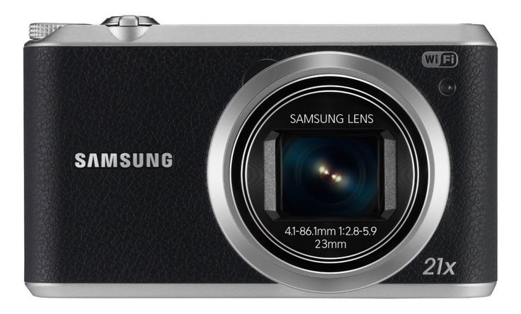 Samsung WB350F Smart Digital Camera