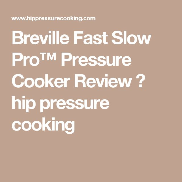 Food Network Pressure Cooker Review