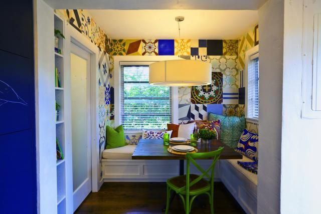 Decorating Tips for Your Breakfast Nook: Give it personality