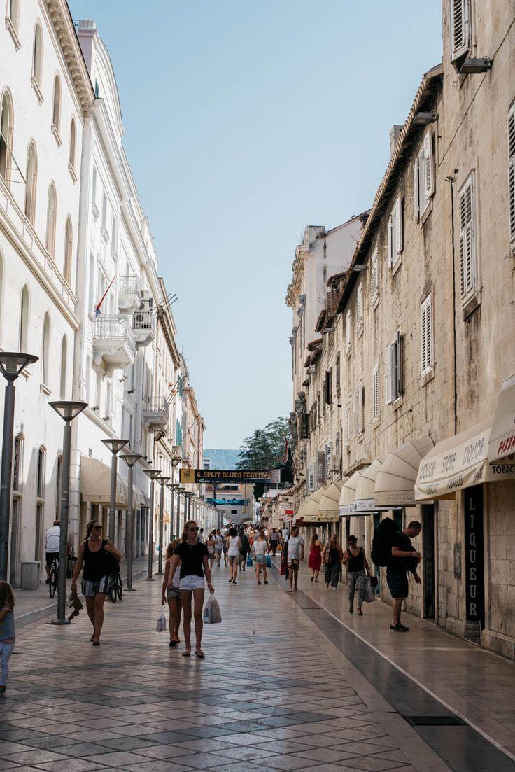Our Day in Split, Croatia