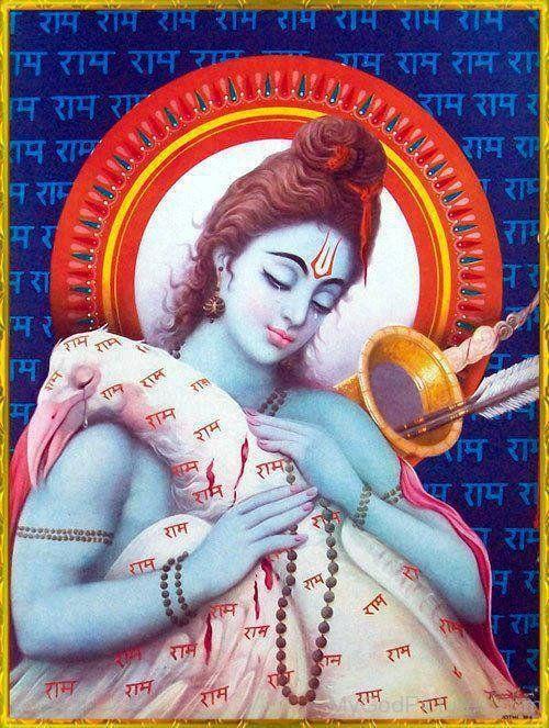 Lord Rama And Jatayu