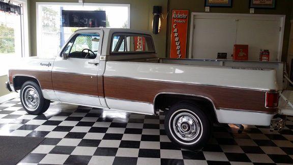 1974 Chevrolet Cheyenne Super Pickup - Classic Chevrolet Cheyenne 1978 for sale