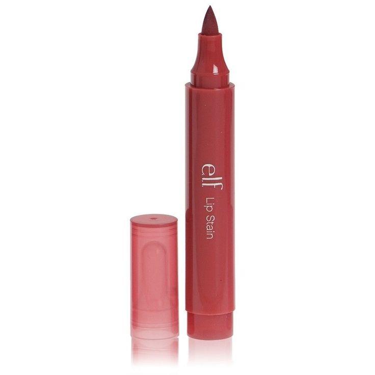 Elf lip stain 22122 Nude Nectar.