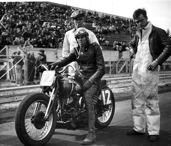 1940 Oakland 200 mile race