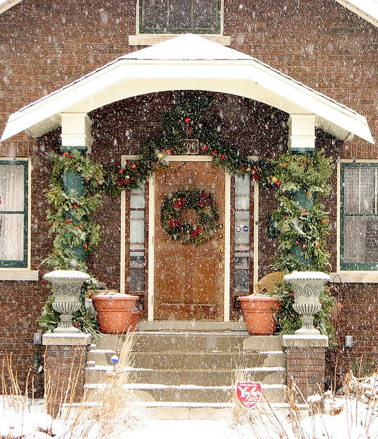 17 Best Images About Christmas Bungalow Style On Pinterest