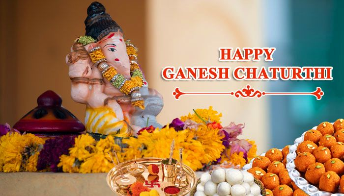 Celebrate this Ganesh Chaturthi the Maharashtrian way! Don't forget to add these delicacies to your festive menu and make the celebration more special! http://bit.ly/2xbs5Kz Wish You ALL a very Happy Ganesh Chaturthi!  GANAPATI BAPPA MORYA!!!!