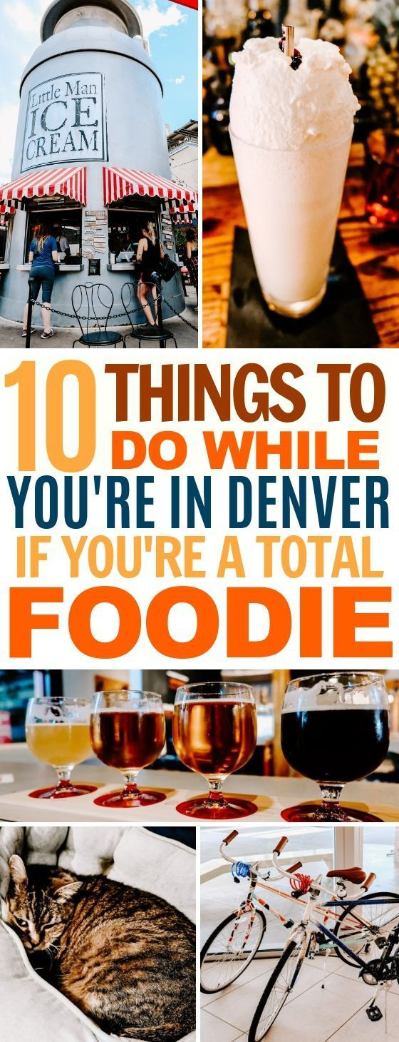 What to do in Denver: The place to Eat, Drink and Sleep