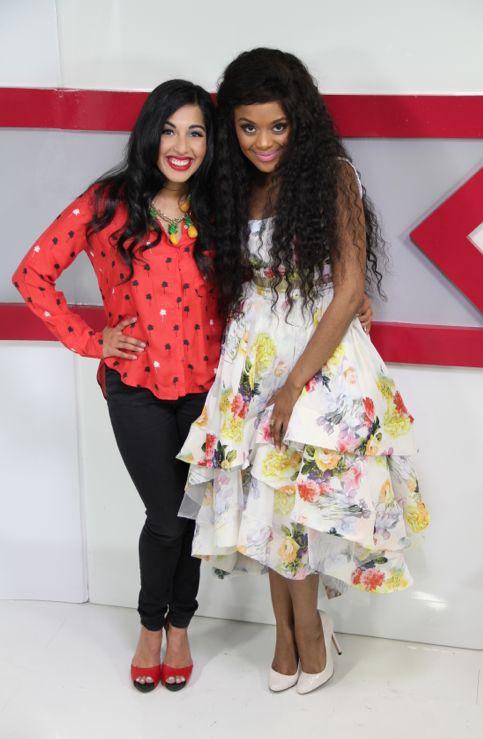 Zakeeya Patel & Lerato Kganyago on The Link