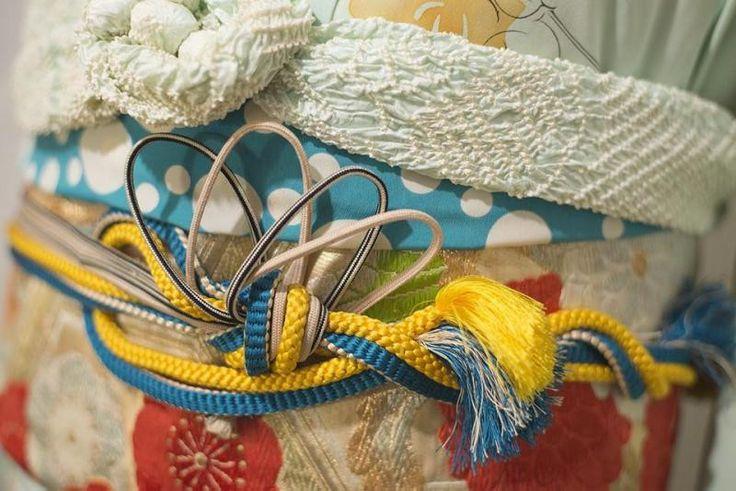 ファッションテイスト別 成人式振袖帯締めの結び方 2-1 の画像|KimonoWorldLife 海外で着物に目覚めたら・・・