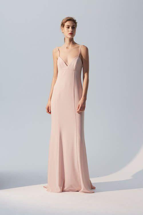 3a1350d4067 Amsale Bridesmaid-BlairGB043P | Amsale Bridesmaids | Bridesmaid ...