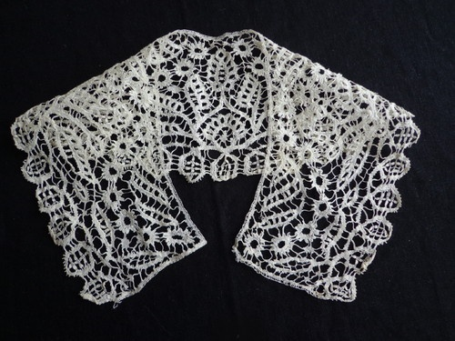 Possibly Brussels Bobbin Lace