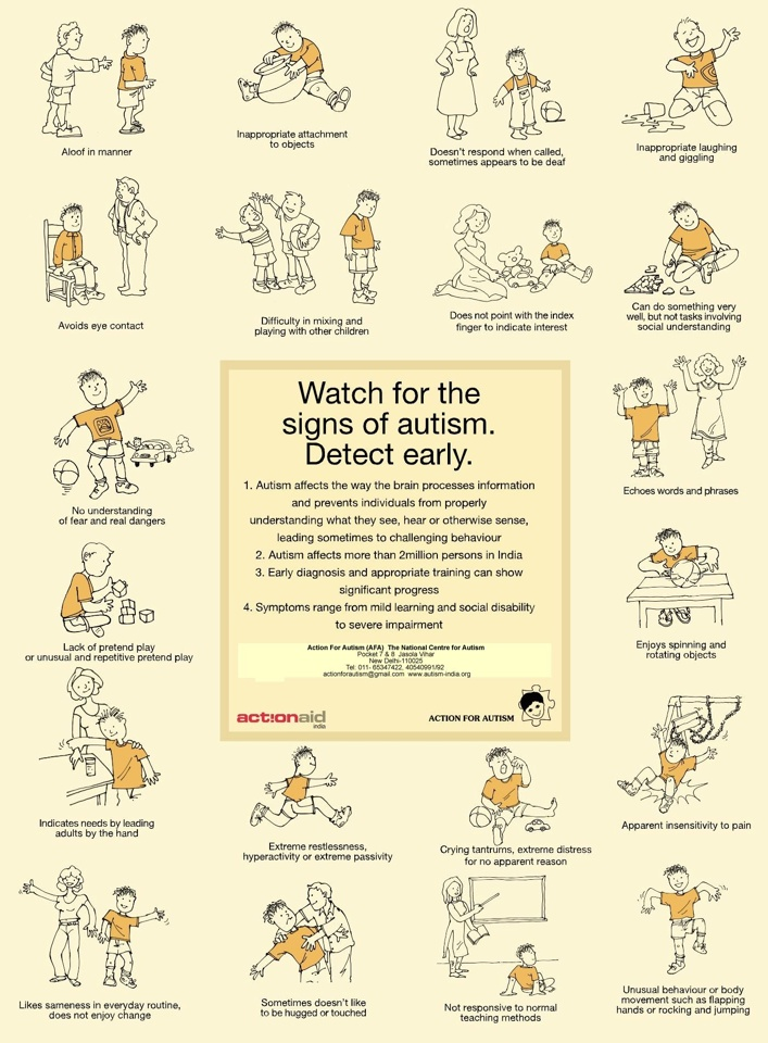 Signs of autism,some should really look at this!   Help your child while still young ! I see so many of these signs in a toddler...Getting therapy soon will help the kid in the big world!
