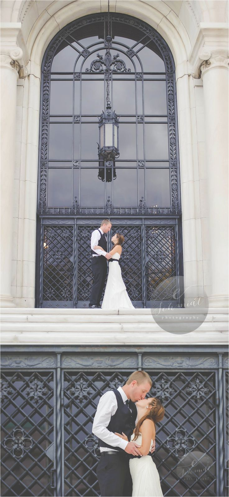 Detroit Institute of Arts | Downtown Detroit Wedding | E Schmidt Photography | Metro Detroit Wedding Photographer