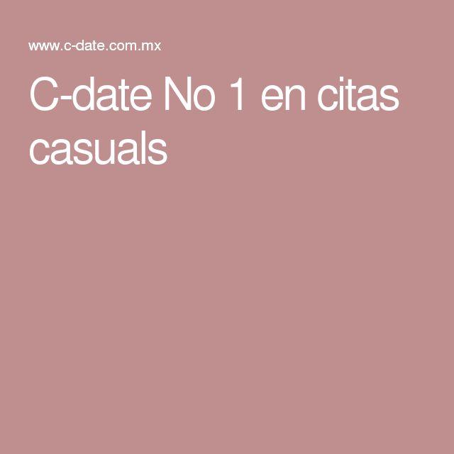 C-date No 1 en citas casuals