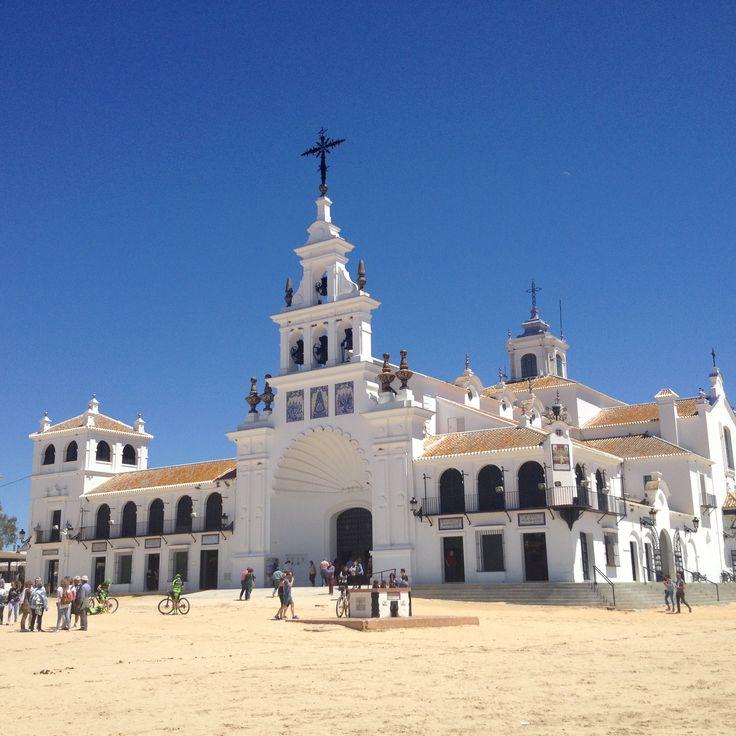 El Rocio, Huelva, Spain.