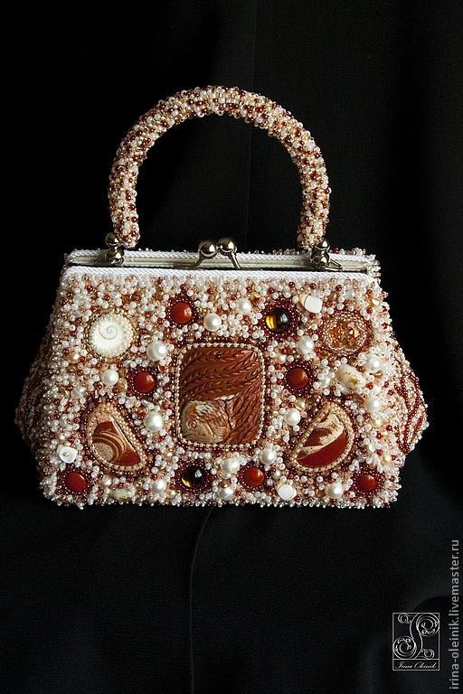 evening bag by Irina Oleinik