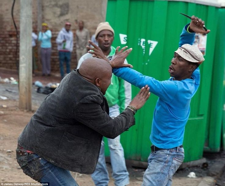 Mozambican savagely murdered in black-on-black anti-immigrant violence in South Africa.