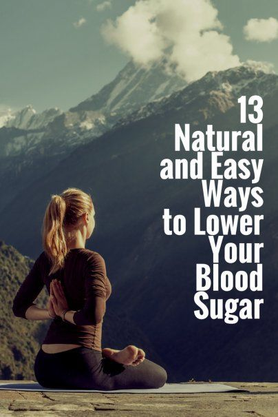 13 Natural and Easy Ways to Lower Your Blood Sugar | Best Health Tips | Information for Diabetics